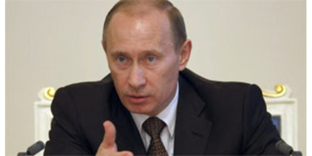 Putin fordert von EU