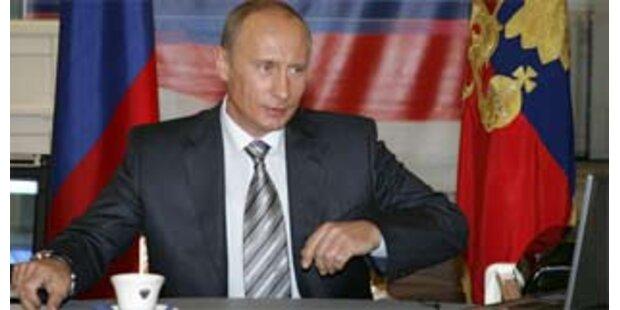 Russland rechtfertigt Atomwaffen mit US-Krieg im Irak