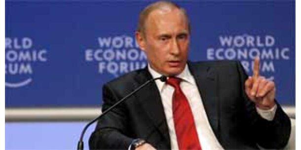 Putin gegen exzessive Eingriffe des Staates