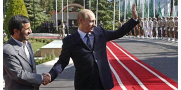 Putin warnt vor Angriff auf den Iran