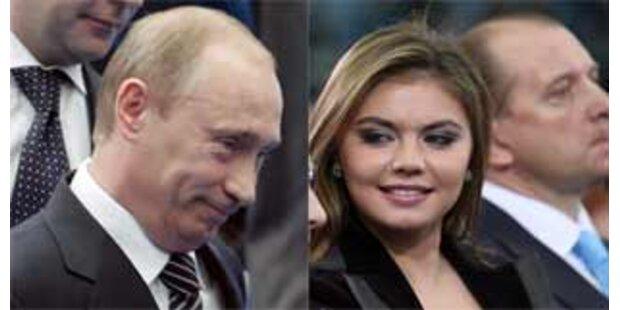 Putin: Gerüchte um weitere Kinder