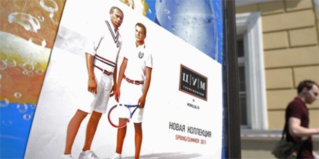 Fake-Werbung verärgert Putin