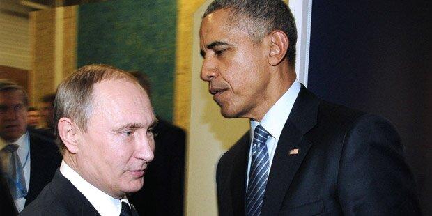 Mit Trump: Putin brüskiert Obama