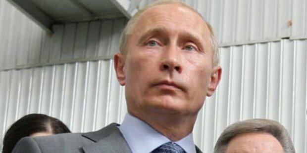 Putin bekommt eigenen Berg