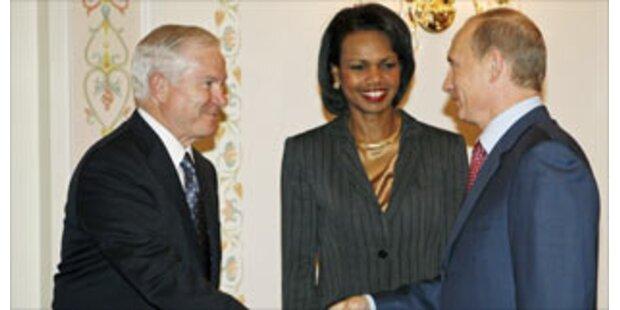 USA bietet Moskau Beteiligung an
