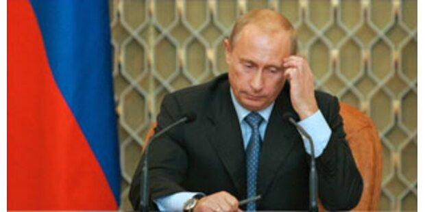 Putin will bei Parlamentswahl kandidieren