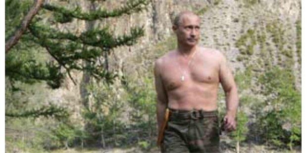 Putin ist sexy, aber nicht sexy genug