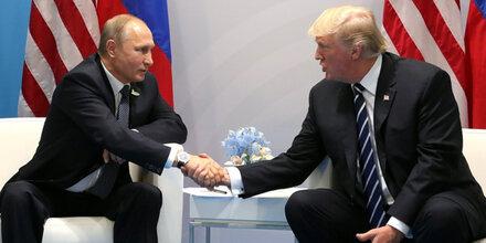 Trump verschwieg Details seiner Treffen mit Putin