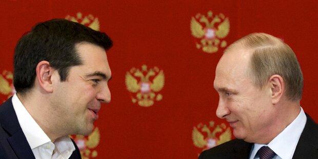 Putin-Tsipras Deal um Gaspipeline