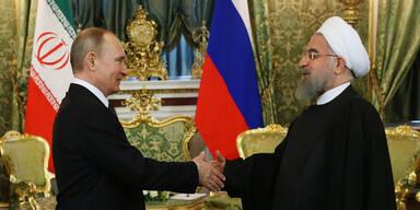 Dieser Handshake soll den Syrien-Krieg entscheiden