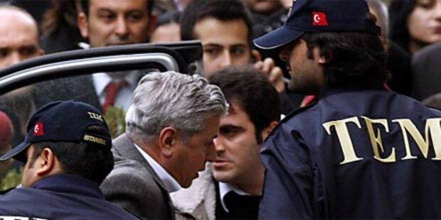 Planten Generäle Putsch gegen Erdogan?