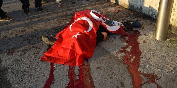 Putschversuch in der Türkei: 194 Tote