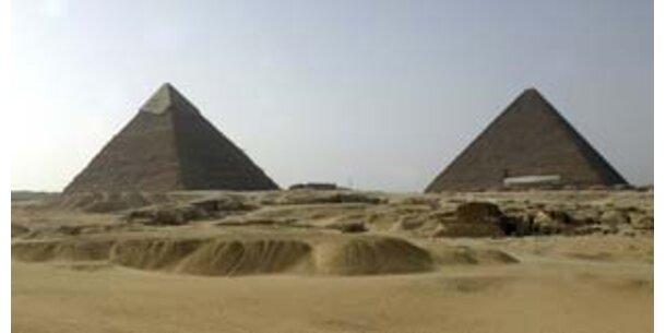 Ägypten will Pyramiden urheberrechtlich schützen