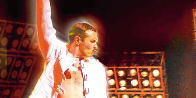 Queen-Tribute-Show in der Stadthalle