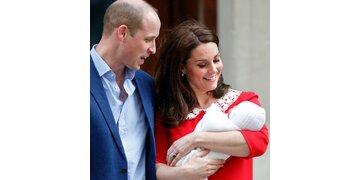 Diashow: Kate & Will: So süß ist Prinz Louis