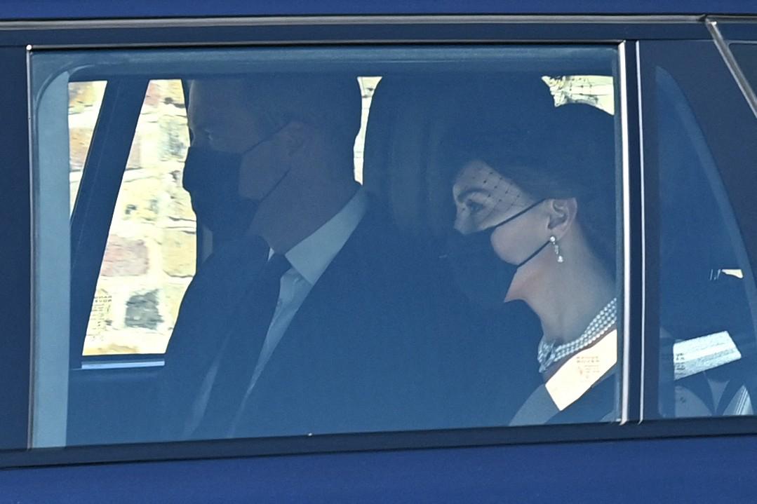 Das Begräbnis von Prinz Philip