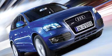 Audis neuer Mittelklasse-SUV Q5