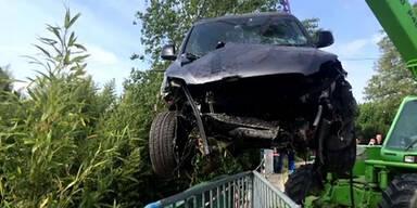 """""""Die Geissens"""": Hausmeister schrottet Roberts Luxus-SUV"""