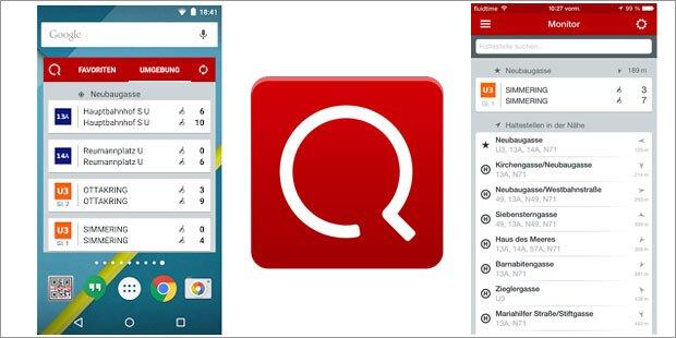 Großes Update für Öffi-App qando