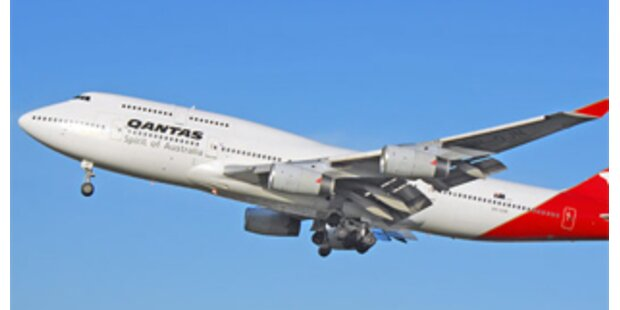 Computer-Panne ließ Flugzeug tief stürzen