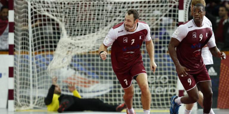 Handball-WM: Deutschland und Kroatien out