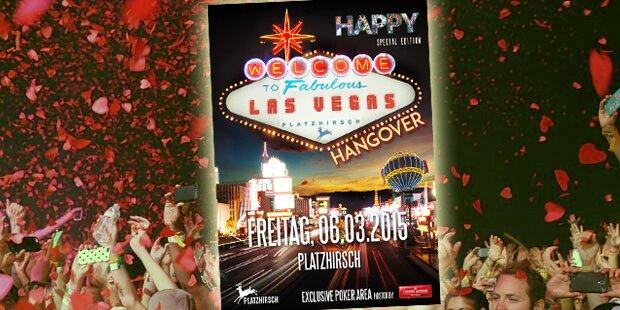 Las Vegas Party im Platzhirsch