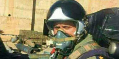 Mohammed Hasouri  Giftgas-Pilot