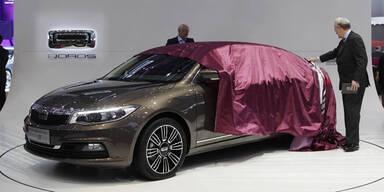 Chinas Autobranche drängt auf Weltmarkt