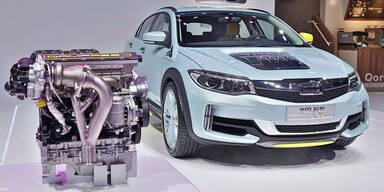 Revolution: Wunder-Benzinmotor vorgestellt