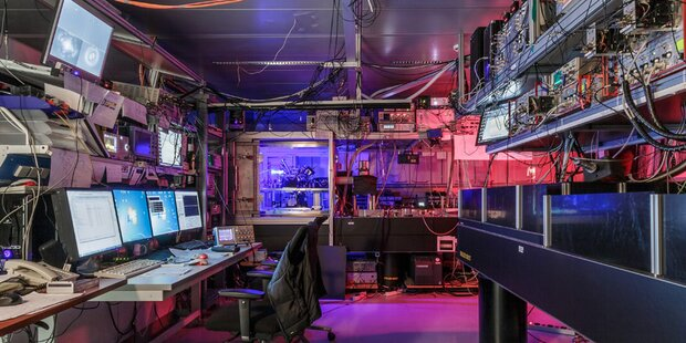 Sensation bei Quantencomputern
