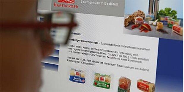Polizei ermittelt im Käse-Skandal