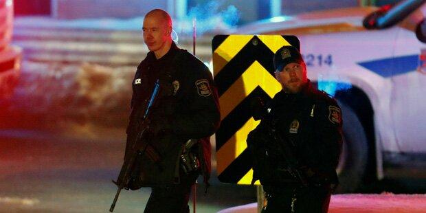 Anschlag auf Moschee: Täter riefen