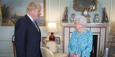 Parlament zwangsbeurlaubt: Queen genehmigt Johnson-Plan