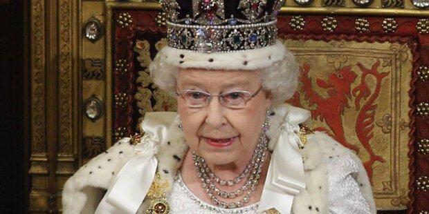 Heute startet die Mega-Feier der Queen