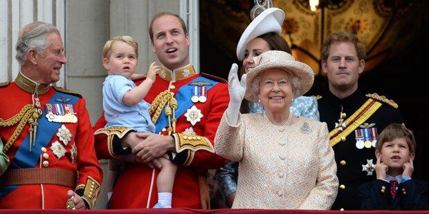 Queen muss aus Buckingham Palast raus