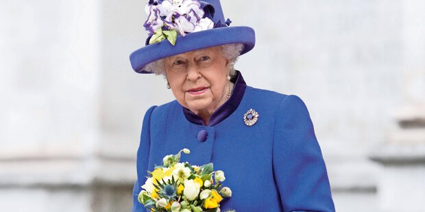Queen lässt Trump-Besuch in Rede unerwähnt