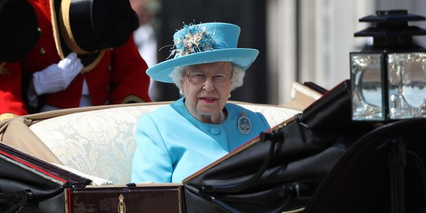 Queen feiert Geburtstag - mit Meghan