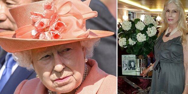Queen-Ehe: Skandalbuch mit Sex-Details