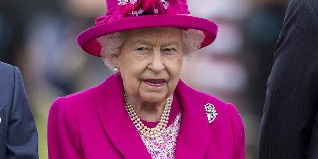 Corona-Panik um die Queen