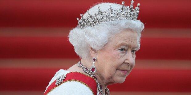 Große Sorge um erkrankte Queen