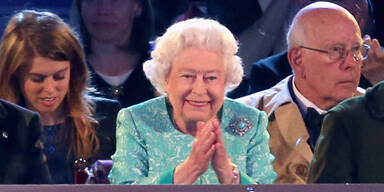 Queen feierte 90er mit Superstars