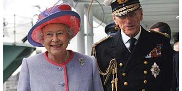 Königin Elizabeth zählt zu glamourösesten 50