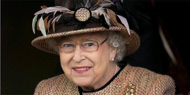 Queen feiert Geburtstag in kleinem Kreis