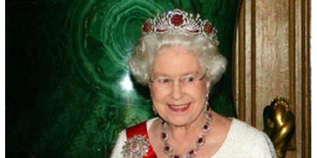 Queen sagt diamantenes Jubiläum im Ritz ab