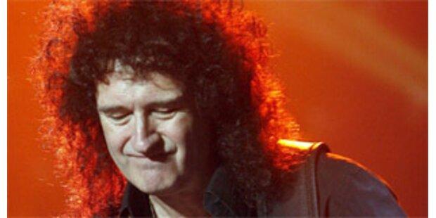 Queen feierten Mega-Erfolg in der Stadthalle