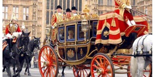 Briten rütteln an Thronfolgeregelung