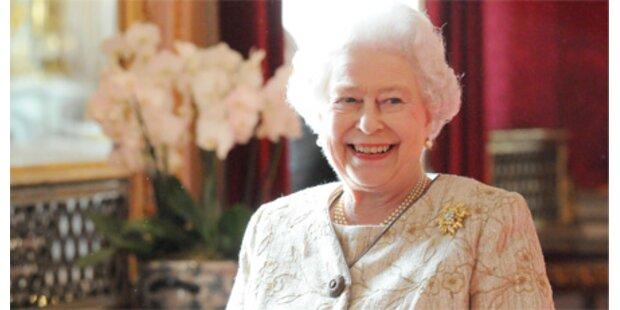 Queen kassierte 2008 500.000 Euro