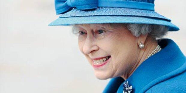 Die Queen braucht mehr Geld
