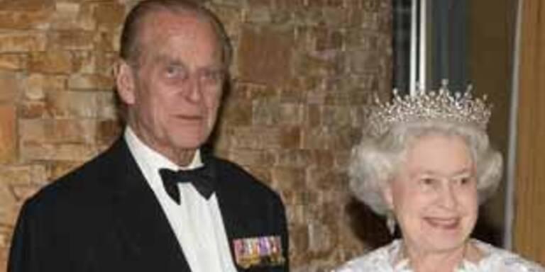 Prinz Philip, Königin Elizabeth II.