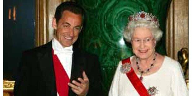 Sarkozy verlangte vor England-Reise Weinkarte